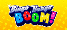 Bingo Bango Boom is a very entertaining fruit machine mixed with Bingo! Look for the Bingo game feature for more rewards and even more fun!